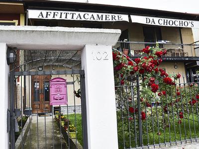 Guesthouse Da Chocho's 1
